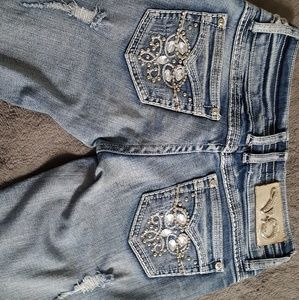 Virgin only jeans